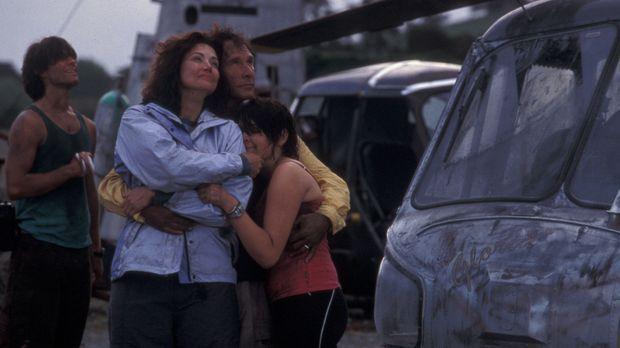 Familientherapie extrem: Janet (Lynda Carter, 2.v.l.) Kevin (Parker Stevenson...
