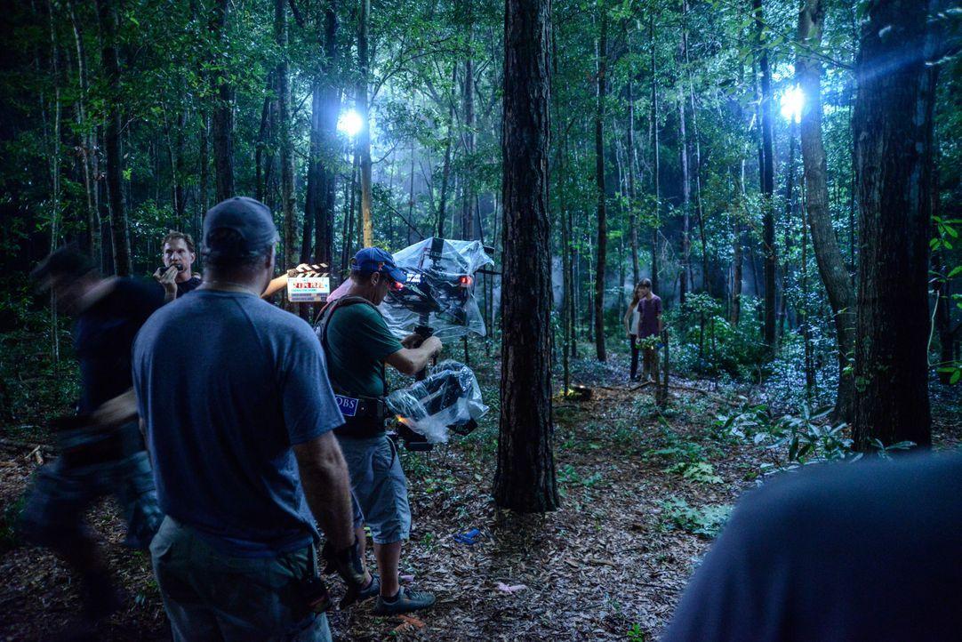 Under The Dome - Behind The Scenes - Bild vom Set der Serie31 - Bildquelle: CBS Television