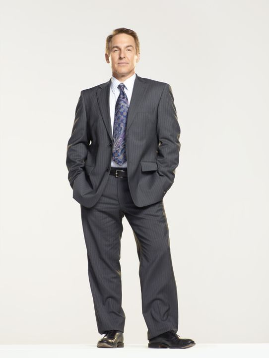 (6. Staffel) - Kennt auch die Schattenseiten des Lebens: Dr. Sheldon Wallace (Brian Benben) ... - Bildquelle: ABC Studios