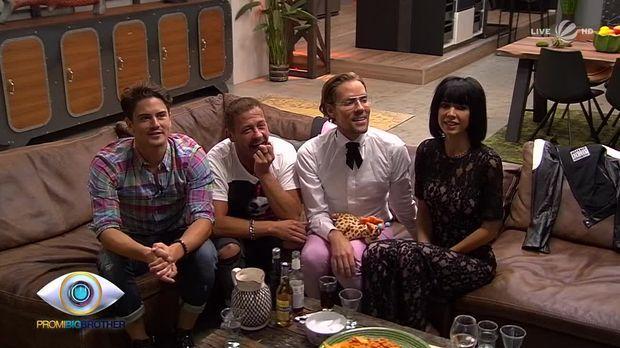 Promi Big Brother - Promi Big Brother - Tag 15: Das Nervenzerreißende Finale