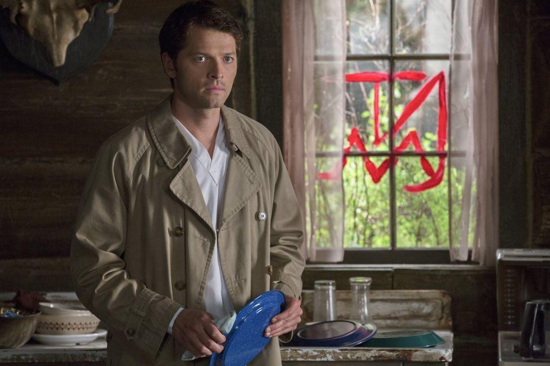 Ist Castiel (Misha Collins) wirklich eine Hilfe für die Winchester-Brüder oder wird er sich im Nachhinein doch noch als Last herausstellen? - Bildquelle: Warner Bros. Television