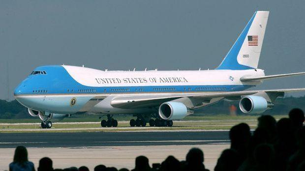 """Um kaum ein anderes Flugzeug ranken sich so viele Mythen wie um die """"Air..."""