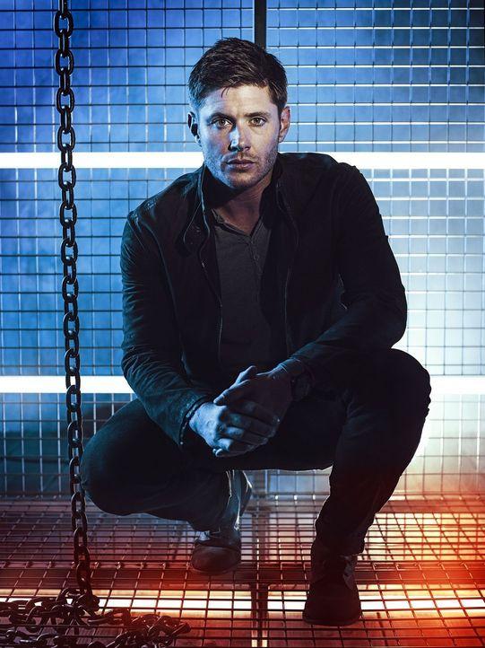 (11. Staffel) - Während Castiel nicht nur mit dem Fluch, sondern auch gegen seine Brüder und Schwestern kämpfen muss, macht sich Dean (Jensen Ackles... - Bildquelle: 2013 Warner Brothers