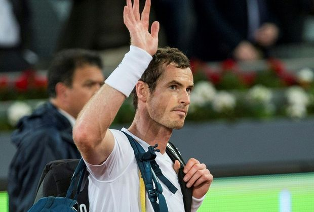 Andy Murray sagt Masters-Turnier in Cincinnati ab