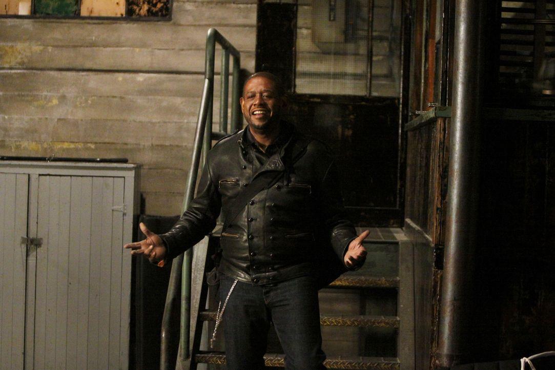 Noch ahnt Sam (Forest Whitaker) nicht, dass ein neuer Fall auf ihn und seine Kollegen wartet ... - Bildquelle: ABC Studios