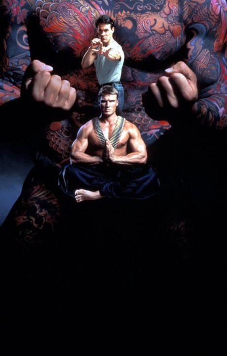 SHOWDOWN IN LITTLE TOKYO - Artwork - Bildquelle: 1991 Warner Brothers