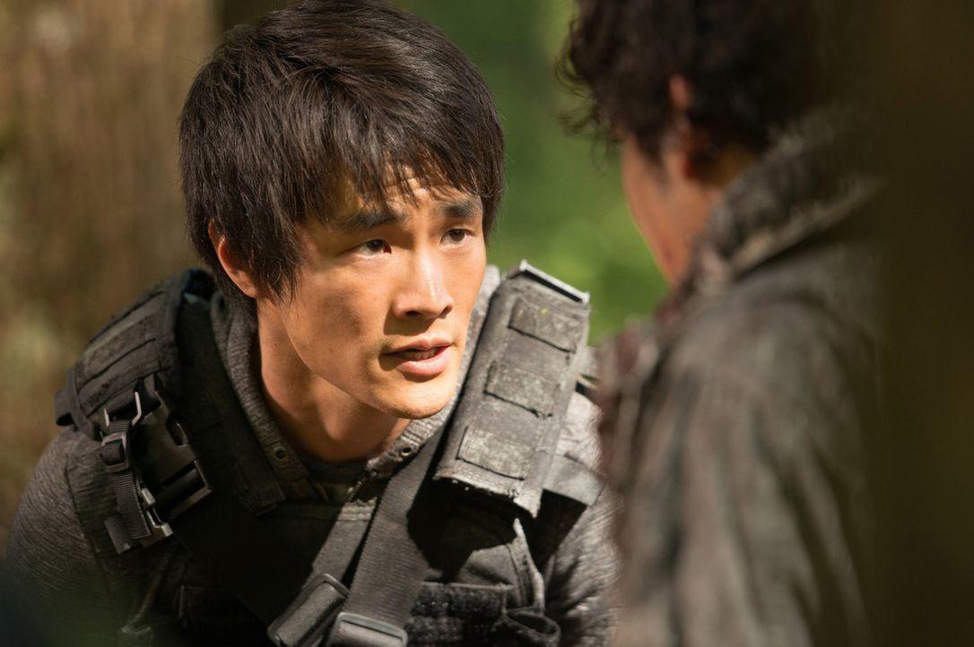 Eine unerwartete Begegnung könnte Montys (Christopher Larkin) Leben verändern ... - Bildquelle: 2014 Warner Brothers