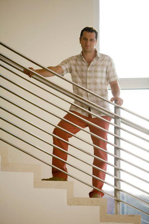 Ahnt nichts vor seiner bevorstehenden Kündigung: Kevin (Matthew Rhys) ... - Bildquelle: 2008 ABC INC.