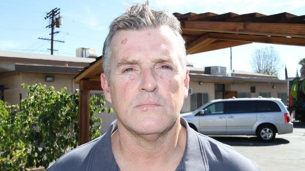 Der Mann mit den zwei Gesichtern: Gerald Mason (68, Foto) ein pensionierter U...
