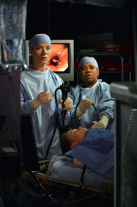Zwischen Bailey (Chandra Wilson, r.) und Leah (Tessa Ferrer, l.) kommen gewaltige Unstimmigkeiten auf ... - Bildquelle: ABC Studios