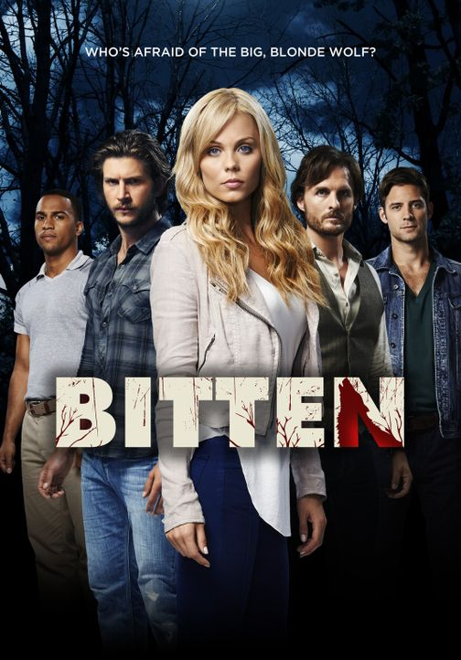 (1. Staffel) - Bitten - Plakat - Bildquelle: 2014 She-Wolf Season 1 Productions Inc.