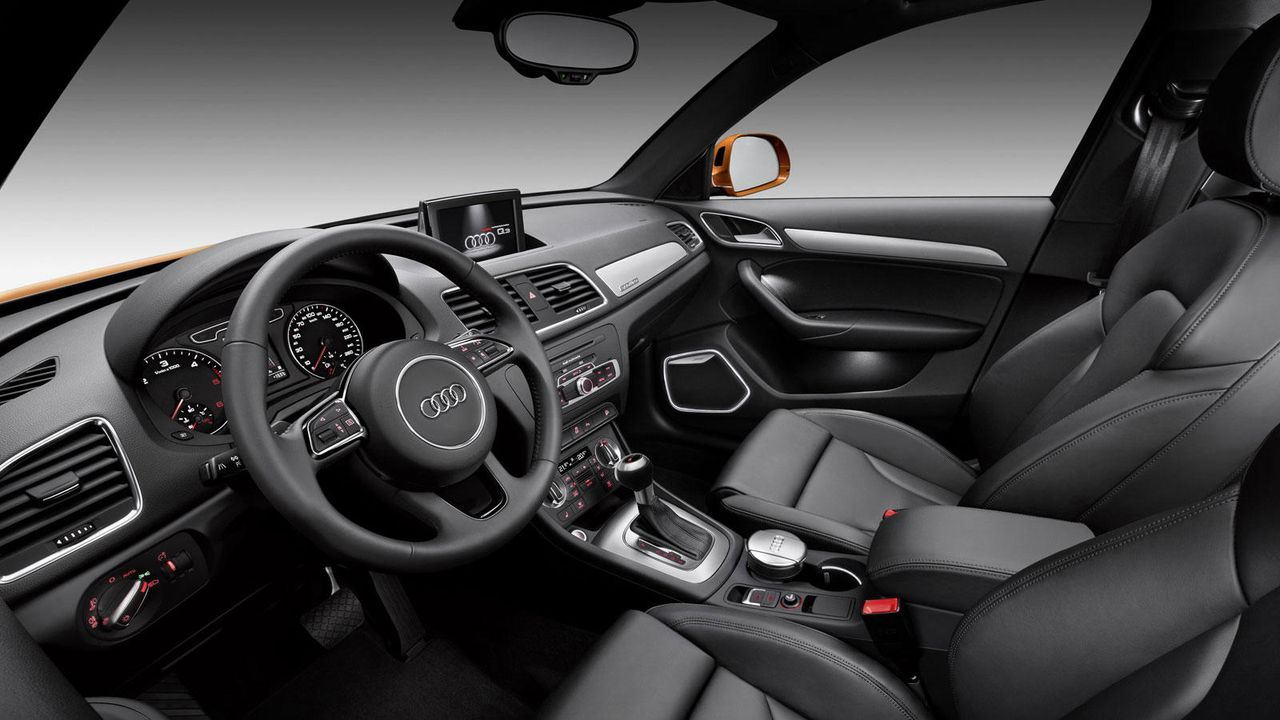 Infotainment - Bildquelle: Audi