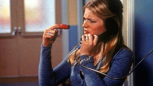 Sabrina (Melissa Joan Hart) sollte wegen einer Zeigefinger-Erkältungswelle Ha...