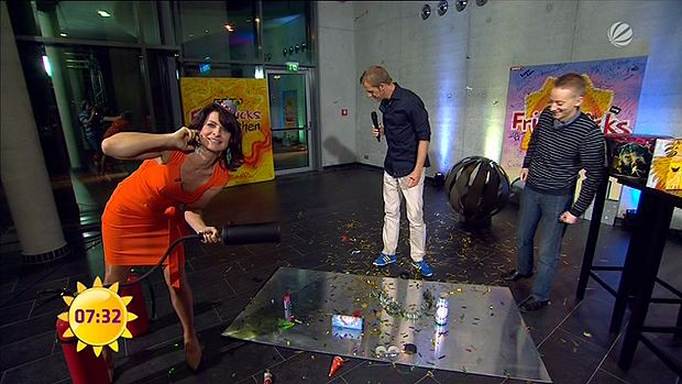 fruehstuecksfernsehen-silvester-2011-14 - Bildquelle: Sat.1