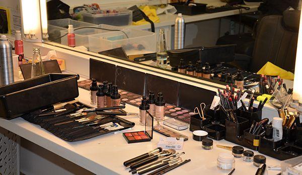 So viel Make Up - Bildquelle: kabeleins.de