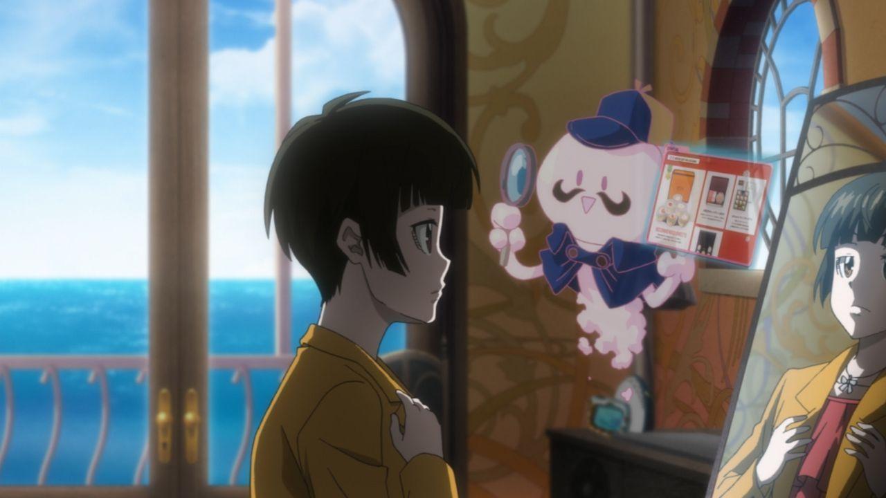 (1. Staffel) - Akane Tsunemori kommt frisch von der Polizeiakademie und wird einer Einheit zugeteilt, die Jagd auf die potentiellen und wahrhaftigen... - Bildquelle: PSYCHO-PASS Committee