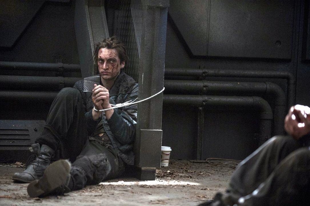 Mit seinem Wissen über die Grounder und deren Basis könnte Murphy (Richard Harmon) für alle noch sehr nützlich sein ... - Bildquelle: 2014 Warner Brothers