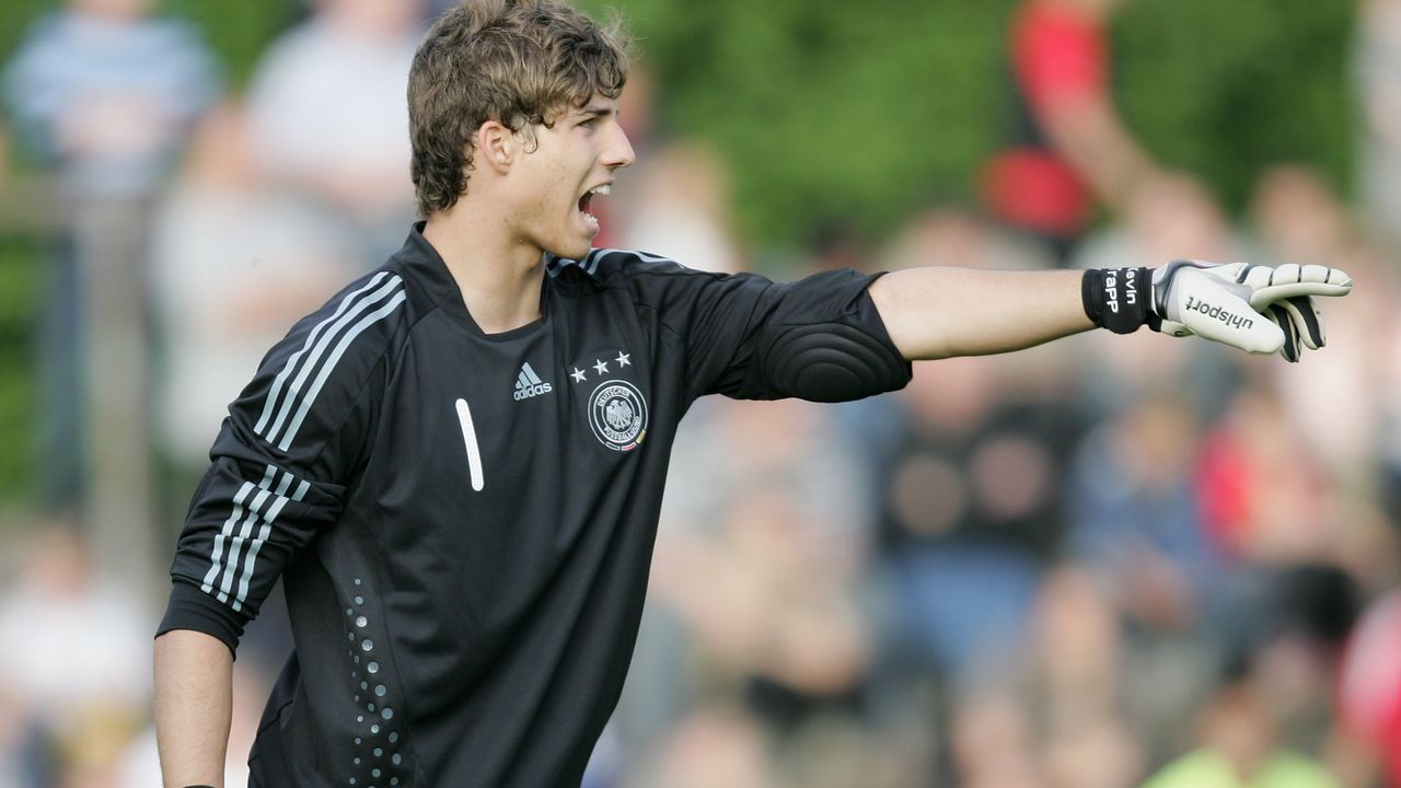 Kevin Trapp - Bildquelle: 2008 Getty Images