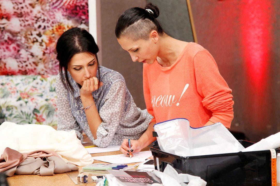 Fashion-Hero-Epi05-Atelier-19-ProSieben-Richard-Huebner - Bildquelle: Richard Huebner