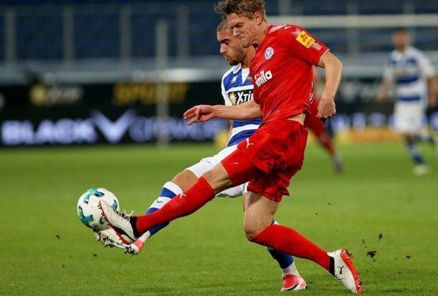 Johannes van den Bergh bleibt gerne bei Holstein Kiel