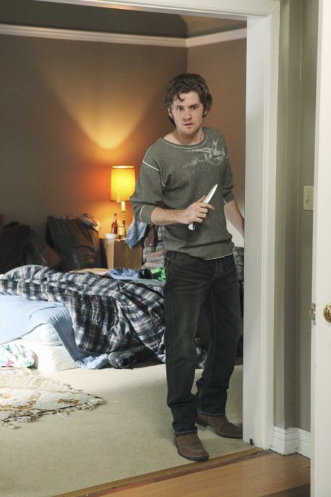 Während sich Lynette, nur widerwillig auf einen Familiennachmittag mit Stella und ihrem neuen Ehemann Frank einlässt, macht sich Mike große Sorgen u... - Bildquelle: ABC Studios