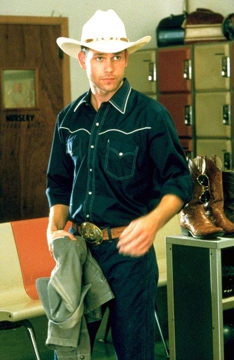 Zu gut für diese Welt: der schwule Freizeit-Cowboy Jimbo (Matthew Davis) ... - Bildquelle: TriStar Pictures
