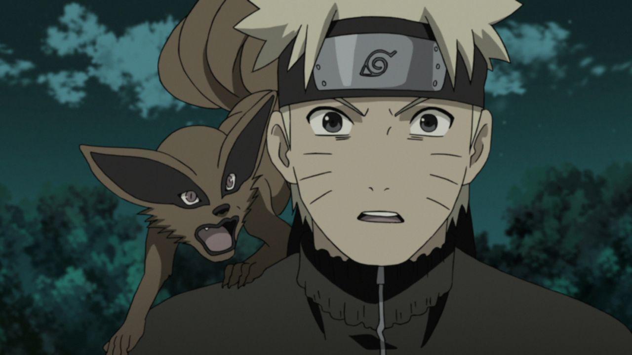 Naruto Uzumaki - Bildquelle: 2002 MASASHI KISHIMOTO / 2007 SHIPPUDEN