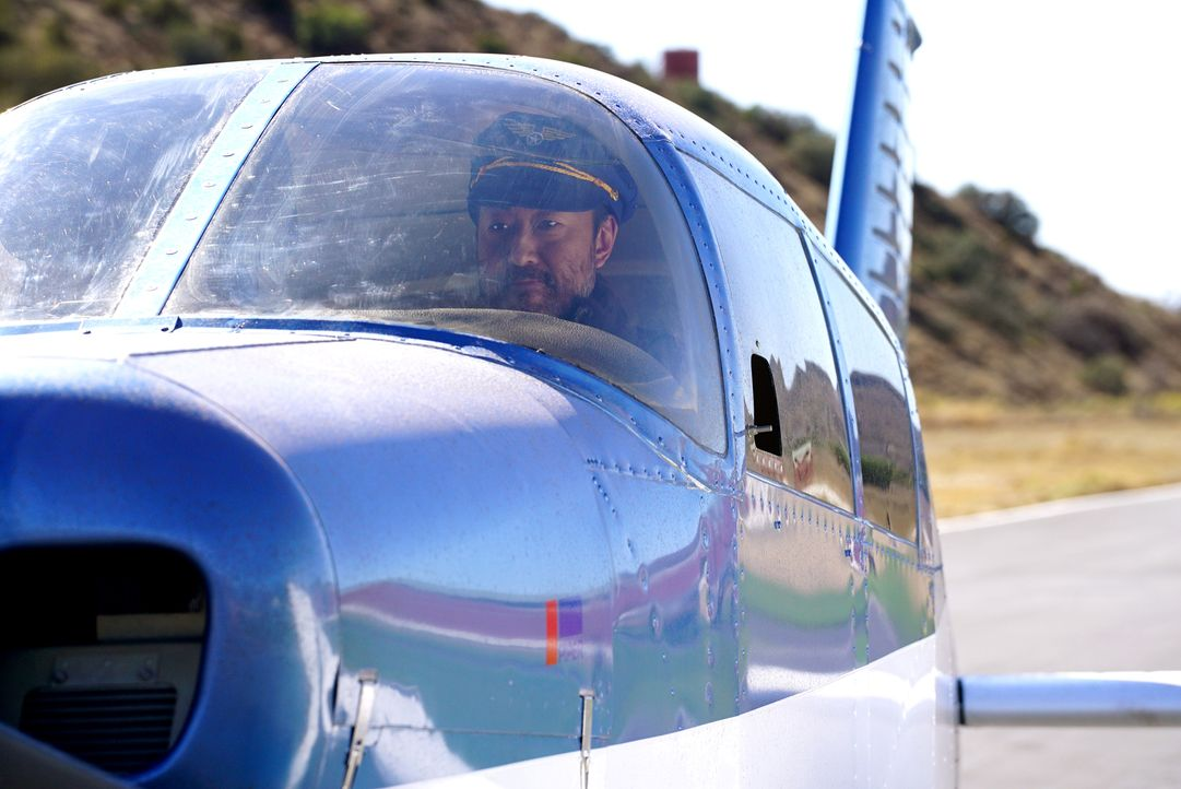 Lewis (Kenneth Choi) wagt seinen ersten realen Flug. Kann das gutgehen? - Bildquelle: 2017 Fox and its related entities. All rights reserved.