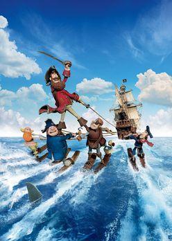 Die Piraten - Ein Haufen merkwürdiger Typen - Die Piraten - ein Haufen merkwü...