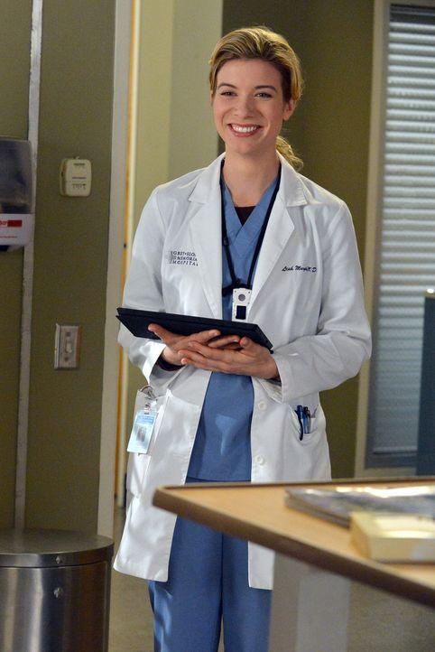 Der Jungärztin Leah (Tessa Ferrer) platzt der Kragen ... - Bildquelle: ABC Studios