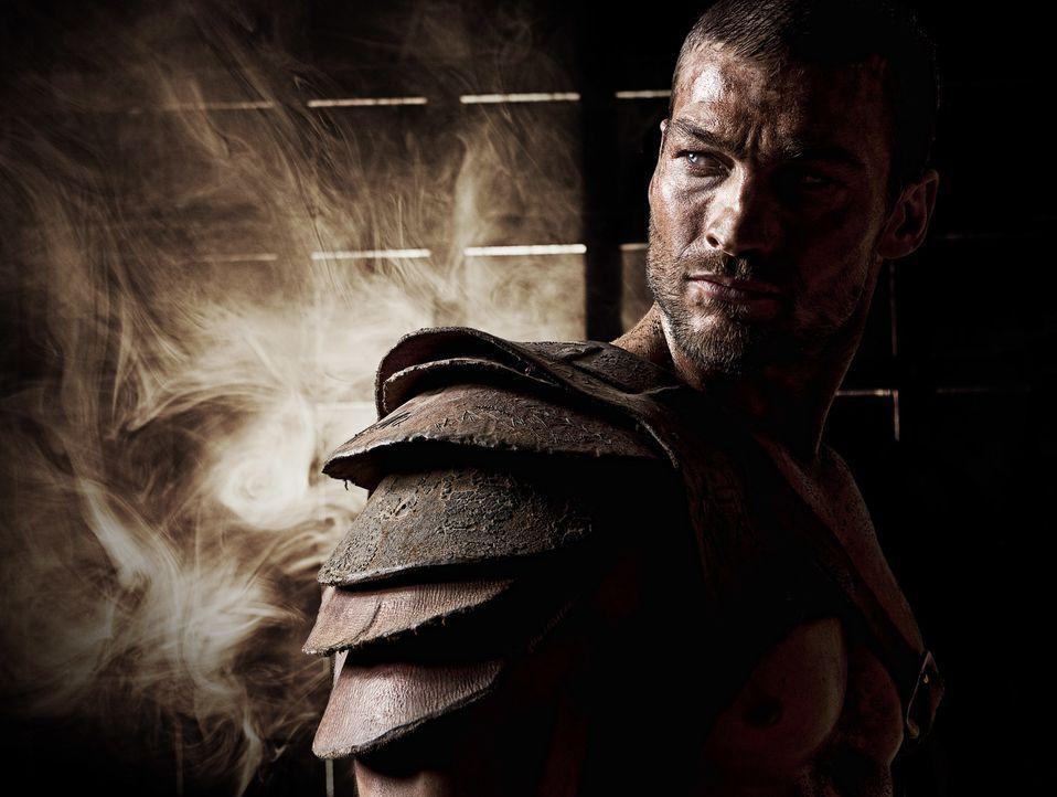 Aufgrund des Wortbruchs des römischen Befehlshabers Glaber, der nur nach persönlichem Ruhm strebt, weigert sich der thrakische Heeresführer Spartacu... - Bildquelle: 2009 Starz Entertainment, LLC