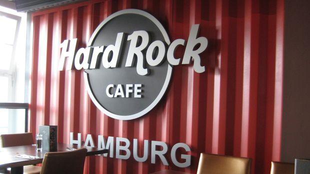 Nach Köln, München und Berlin bekommt nun auch Hamburg sein eigenes Hard Rock...