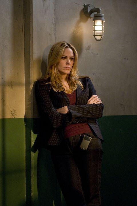Nicht nur der aktuelle Fall macht Mary (Mary McCormack) Probleme, auch ihre Mutter führt sich unmöglich auf ... - Bildquelle: USA Network
