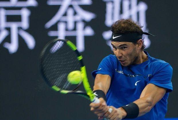 Rafael Nadal schlägt Nick Kyrgios im Finale von Peking
