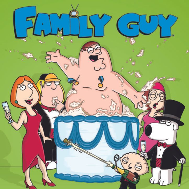 (5. Staffel) - Family Guy ... - Bildquelle: TM +   2005 Twentieth Century Fox Film Corporation. All Rights Reserved.