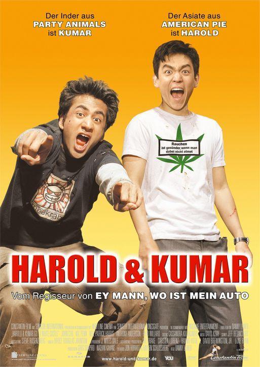 """Harold & Kumar"" - Plakatmotiv"