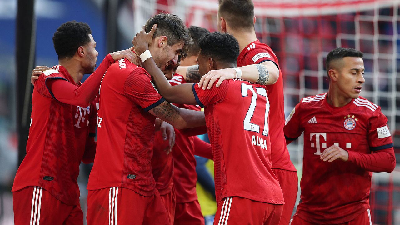Bayern befindet sich in Topverfassung - Bildquelle: 2019 Getty Images