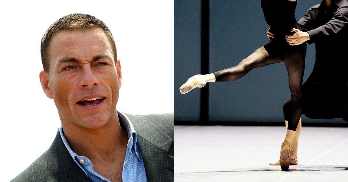 Jean-Claude Van Damme - Ballett