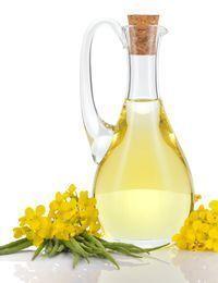 Hochwertiges Pflanzenöl wie Rapsöl ist gut für das Herz.