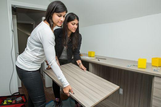 sister action umbauen umziehen suche gro e k che und m nner h hle sixx. Black Bedroom Furniture Sets. Home Design Ideas