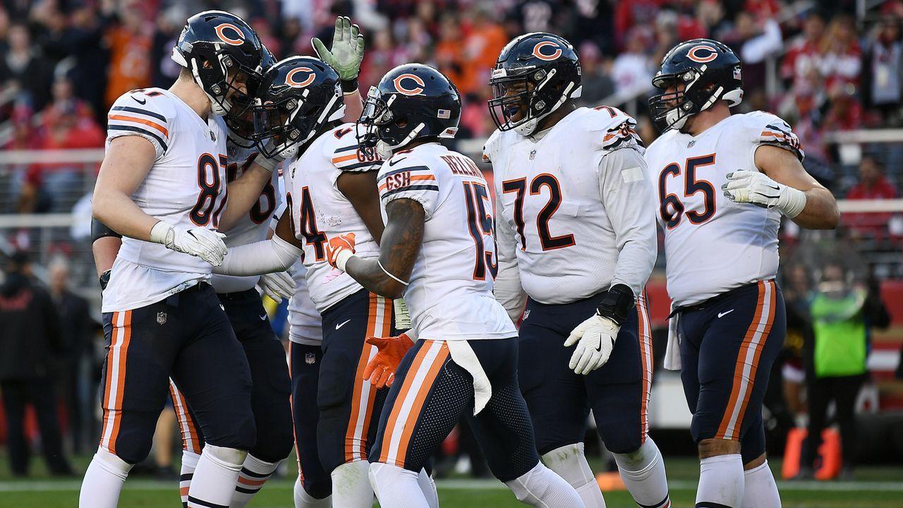 Wild-Card-Round macht Teams Mut - Bildquelle: 2018 Getty Images