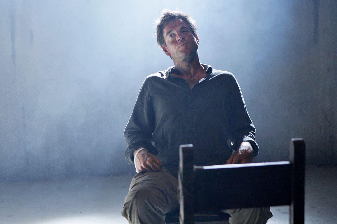 Auf der Suche nach Ziva wird Tony (Michael Weatherly) in Somalia festgehalten und unter Drogen gesetzt ... - Bildquelle: CBS Television
