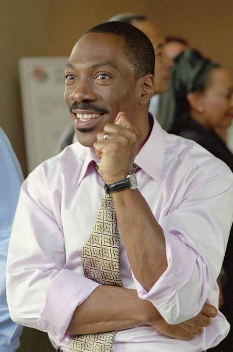 Um etwas Geld dazu zu verdienen, nachdem Charlie (Eddie Murphy) seinen Job als die Werbe-Spezialist verloren hat, eröffnet er gemeinsam mit Marvin... - Bildquelle: 2004 Sony Pictures Television International. All Rights Reserved.