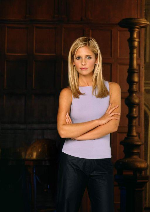 (4. Staffel) - Kämpft gegen das Böse: Buffy (Sarah Michelle Gellar) - Bildquelle: Twentieth Century Fox Film Corporation.