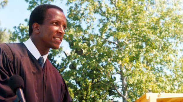 Rev. Morgan Hamilton (Dorian Harewood, l.) ist sehr dankbar, dass er und sein...