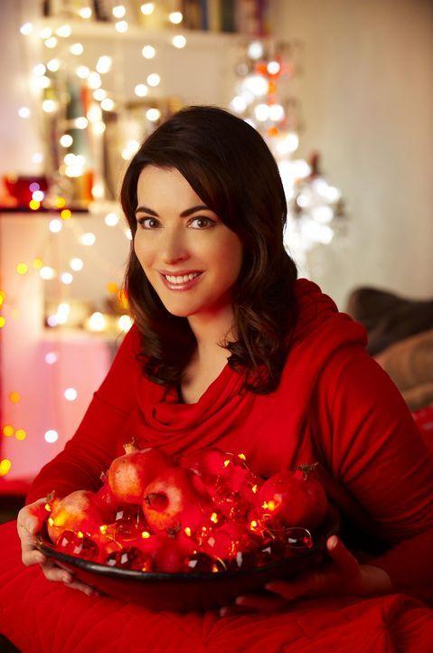 Weihnachtszeit gleich Stresszeit? Nicht bei Star-Köchin Nigella Lawson! Die Britin legt in ihrer Küche vor allem Wert auf Spaß und Leidenschaft b... - Bildquelle: Flashback Television Limited 2008