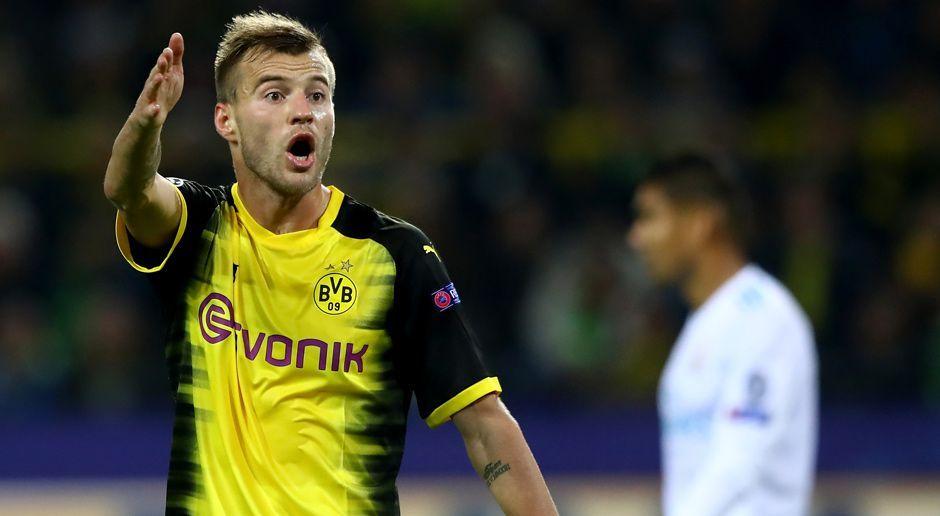 Andrey Yarmolenko (Borussia Dortmund) - Bildquelle: Getty