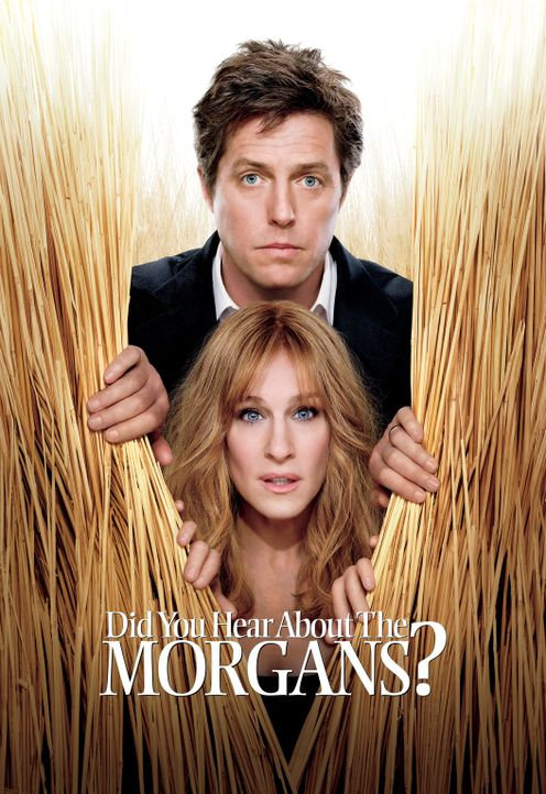 Did You Hear About the Morgans? Meryl (Sarah Jessica Parker, unten) und Paul Morgan (Hugh Grant, oben) ... - Bildquelle: 2009 Columbia Pictures Industries, Inc. and Beverly Blvd LLC. All Rights Reserved.
