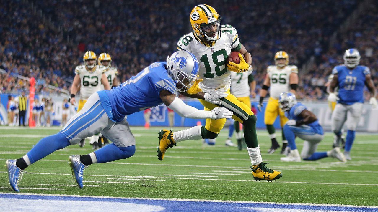 Detroit Lions (2017: 9-7; keine Playoffs) - Bildquelle: 2017 Getty Images