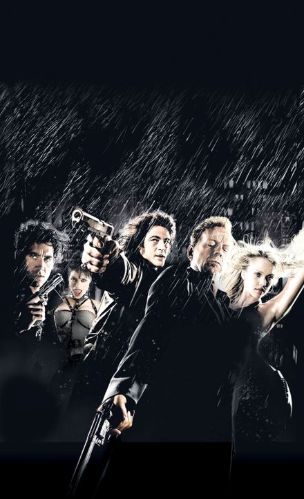 """SIN CITY"" - Bildquelle: Dimension Films"